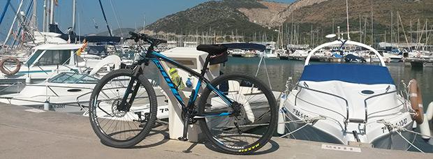 La foto del día en TodoMountainBike: 'En Port Ginesta. Barcos y Mar'