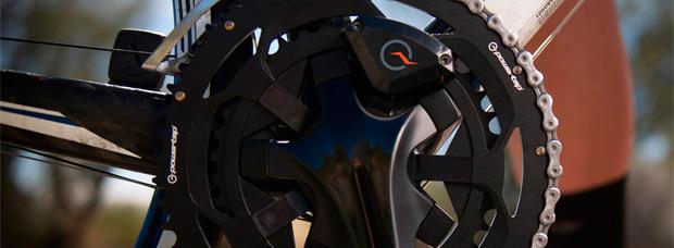 PowerTap C1, nuevos platos con medidor de potencia integrado para 'flacas' de carretera