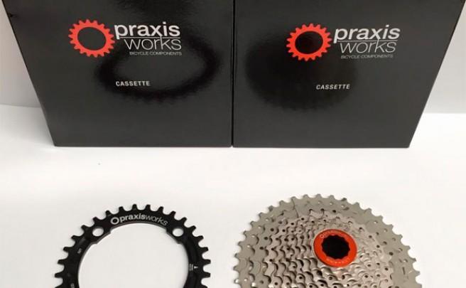 Nuevo cassette de 10 velocidades y desarrollo 11-40 de Praxis Works