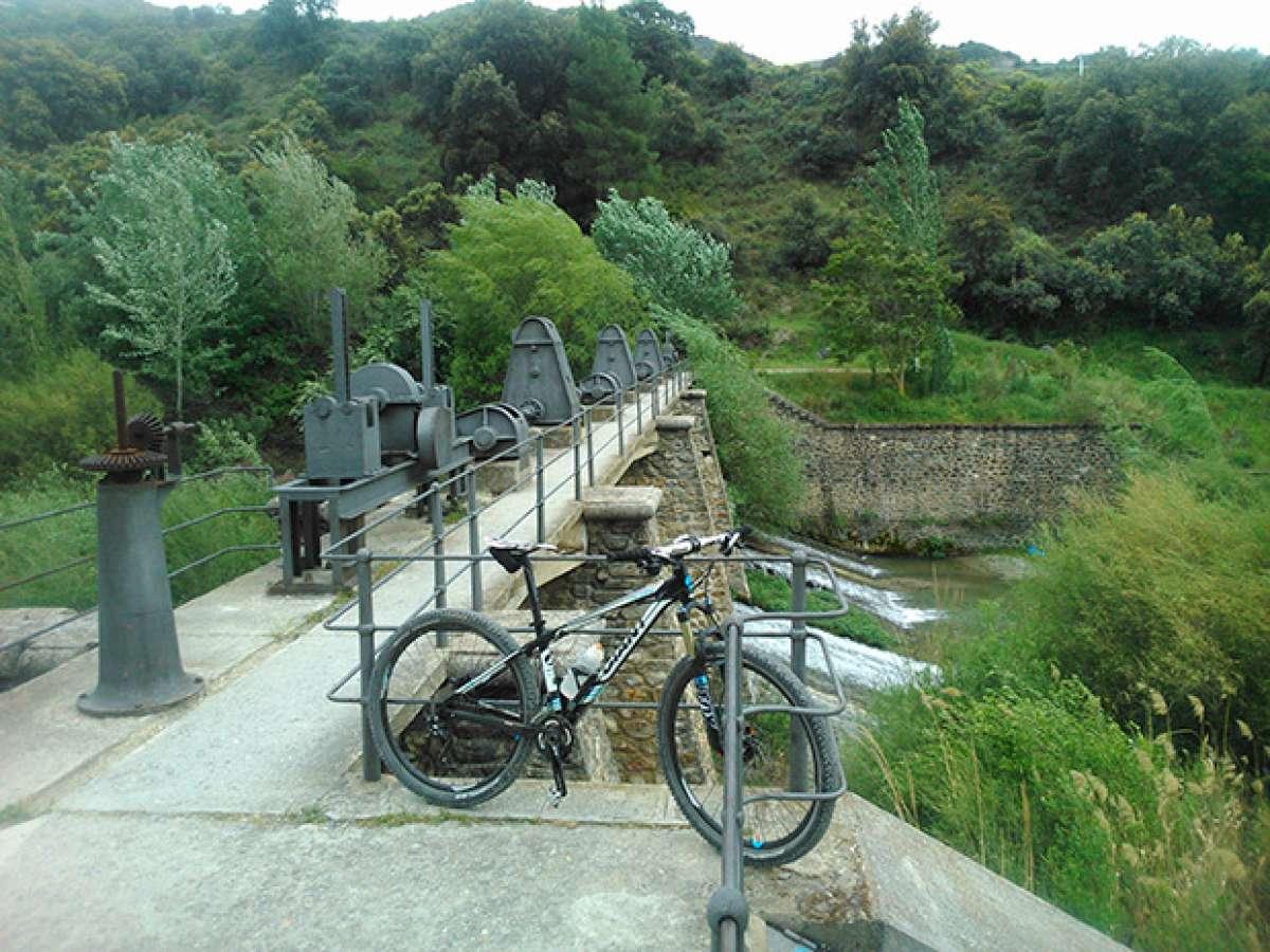 La foto del día en TodoMountainBike: 'Presas del río Genil'