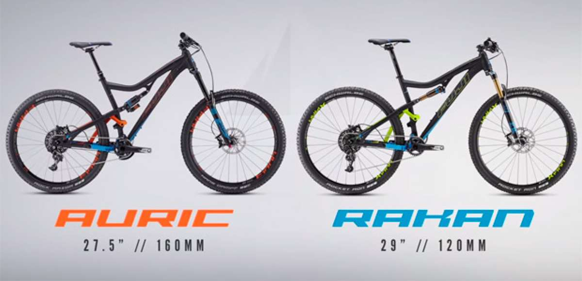 Las nuevas Fuji Auric y Fuji Rakan de 2016 en acción