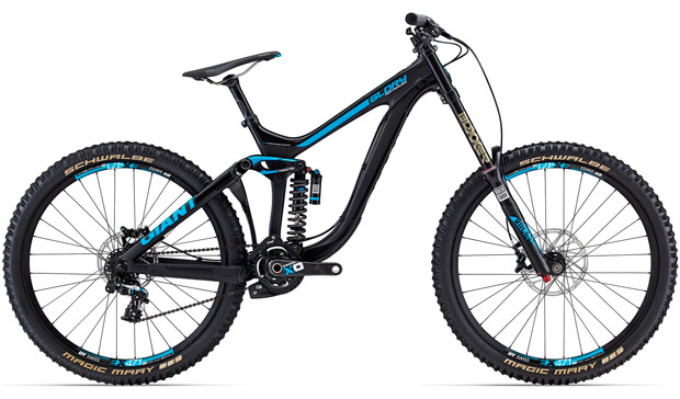 Giant Glory Advanced 27.5, los primeros detalles de la bicicleta de DH más avanzada de Giant