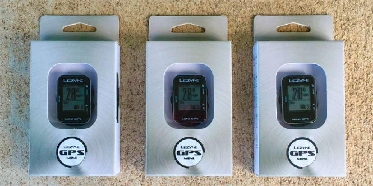 Presentación de los nuevos Mini GPS, Power GPS y Super GPS de Lezyne