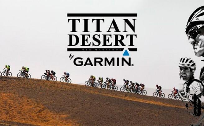 Todo a punto para la Titan Desert by Garmin 2016