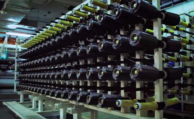 Así se fabrican los cuadros de carbono de Giant
