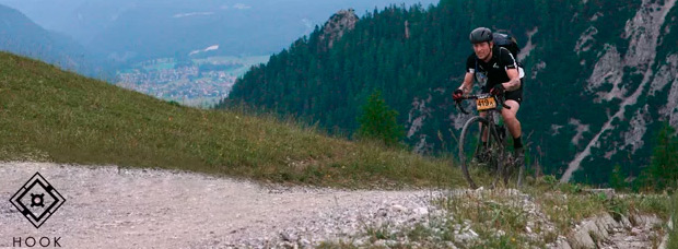 Haciendo la BIKE Transalp con una bicicleta de ciclocross