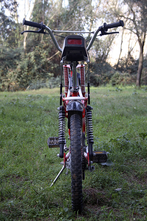 A prueba: Derbi Rabasa Cross Panther Mach II