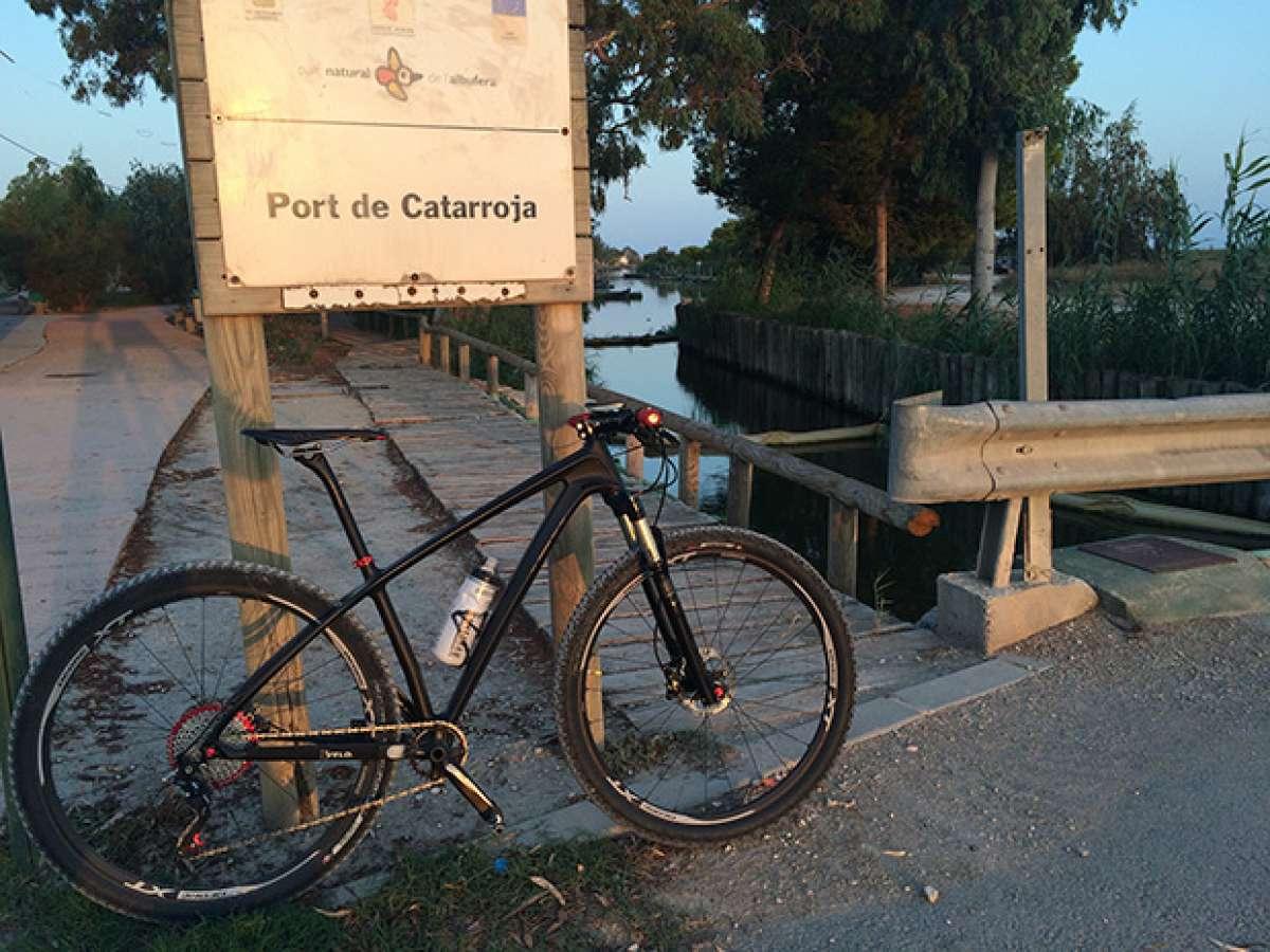 La foto del día en TodoMountainBike: 'Puerto de Catarroja'