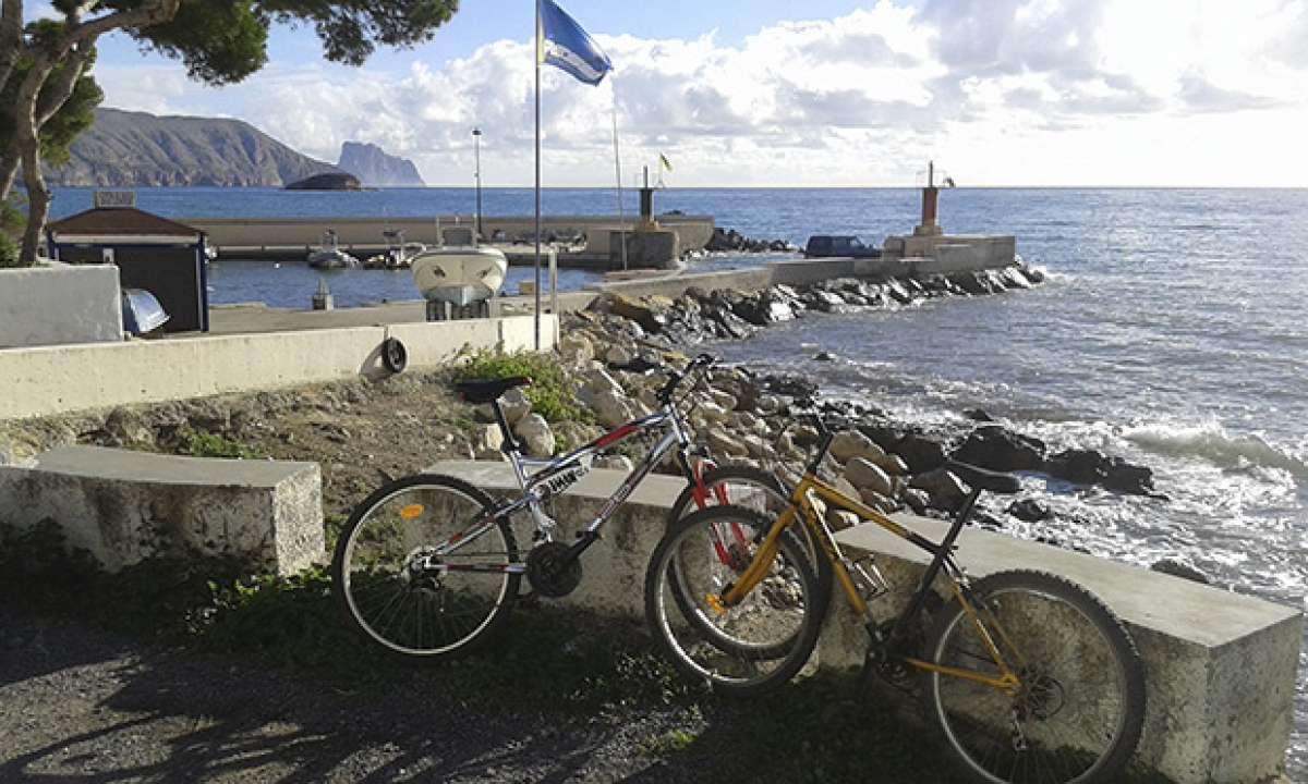 """La foto del día en TodoMountainBike: """"Desde el puerto de La Olla"""""""
