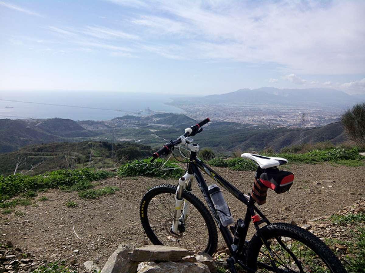 """La foto del día en TodoMountainBike: """"Subida al Puerto del León"""""""