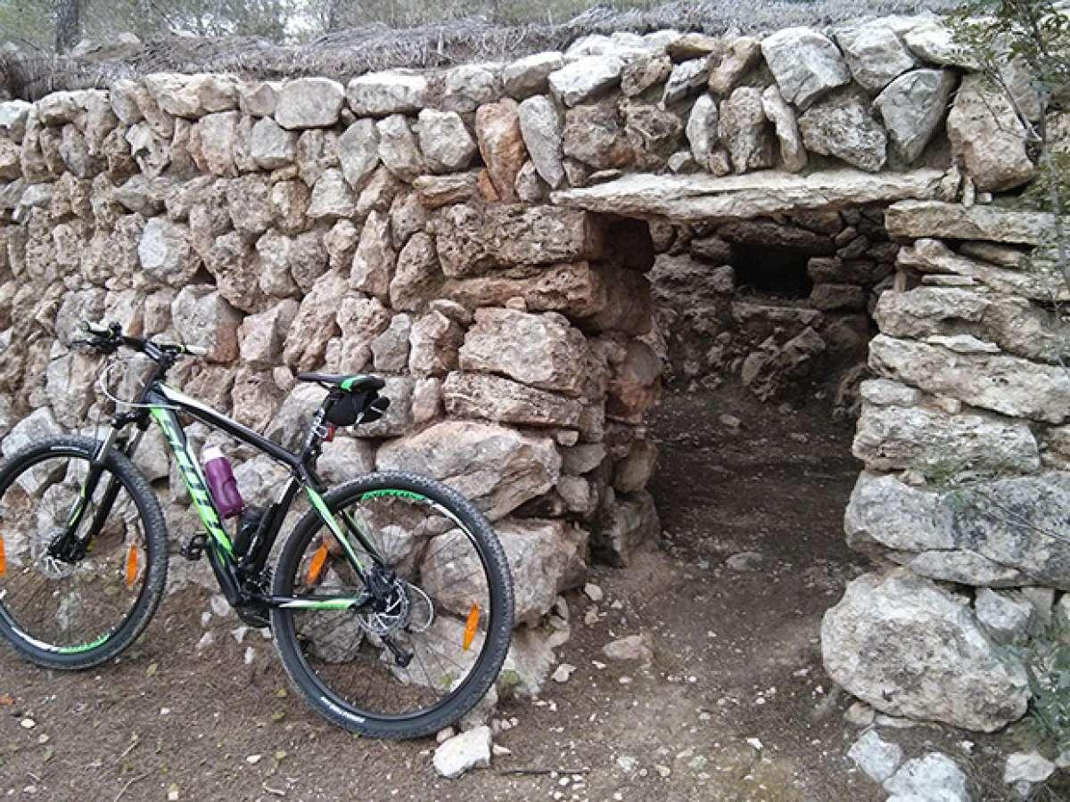 La foto del día en TodoMountainBike: 'Ruta arqueológica Puig de sa Morisca'