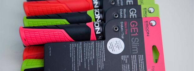 Ergon GE1 Slim, más 'contacto' y menos peso para los nuevos puños de Ergon