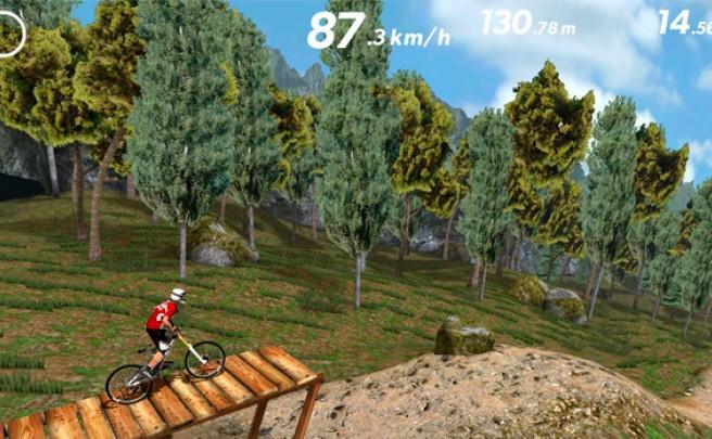Real Riders, un entretenido videojuego gratuito para amantes de las bicicletas de montaña