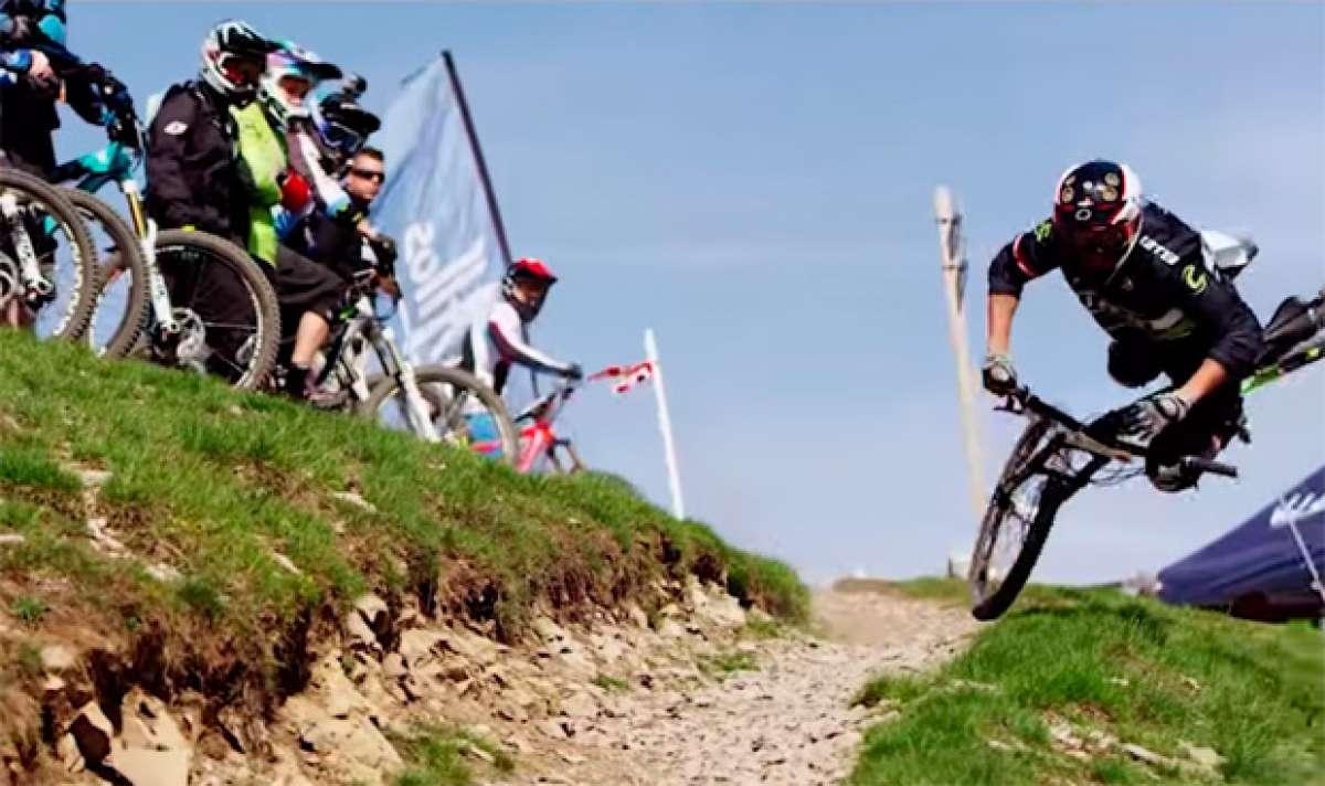 Diez de las más impresionantes caídas de ciclistas de montaña vistas durante el 2014