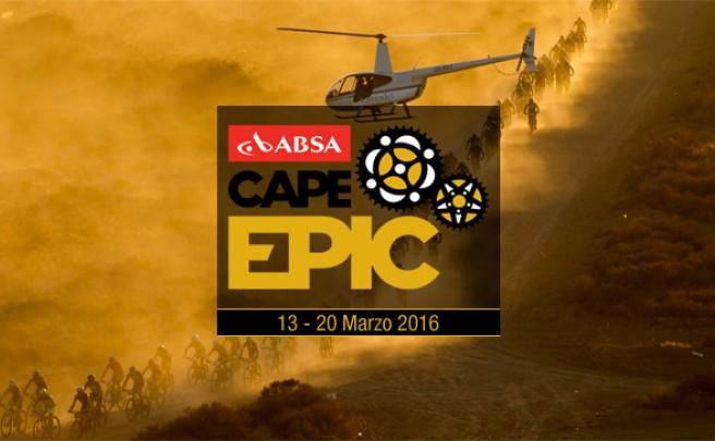 Vídeo promocional de la Absa Cape Epic 2016