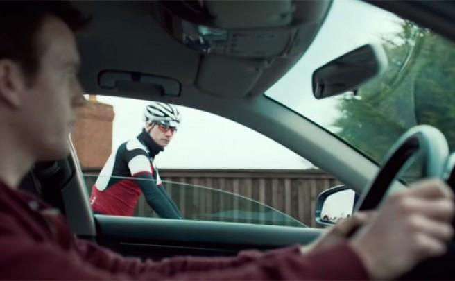 'Respect My Journey', la genial campaña de sensibilización vial lanzada en el Reino Unido