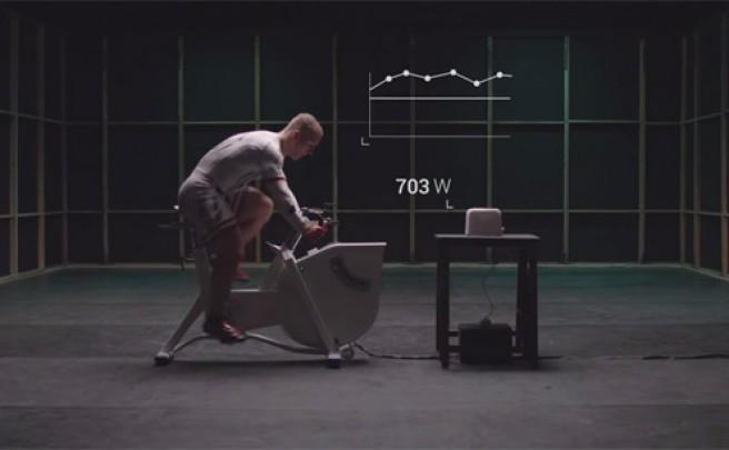 Así son las piernas de Robert Förstemann, un ciclista capaz de tostar pan con su potencia