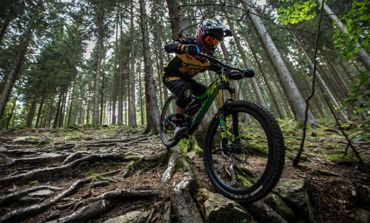 Sin música, sin efectos... El sonido del Mountain Bike en estado puro