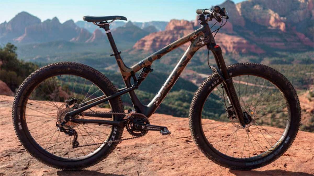 Rocky Mountain Sherpa, una bicicleta diseñada por y para la aventura