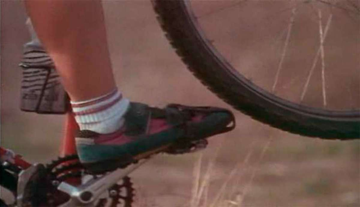 'Rodando por tí', un fantástico documental sobre los inicios del ciclismo de montaña en España