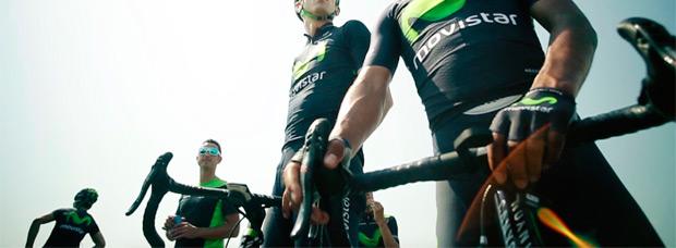 Jefe de filas, gregario, contrarrelojista y co-líder... los roles del ciclismo explicados por el Movistar Team