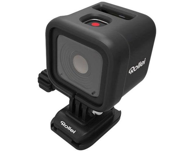 Rollei Actioncam 500 Sunrise 4K, resolución máxima para una cámara de tamaño diminuto