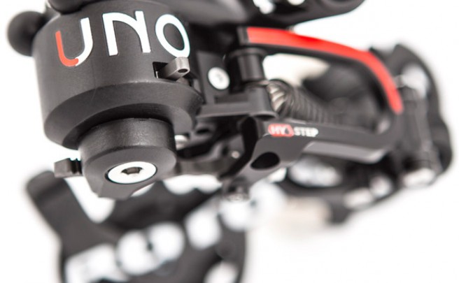Rotor UNO, los primeros detalles del cambio hidráulico para carretera de la firma española