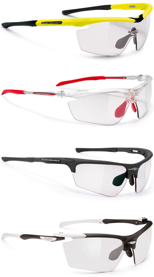 Rudy Project ImpactX-2, nueva lente fotocromática irrompible para las gafas de la firma