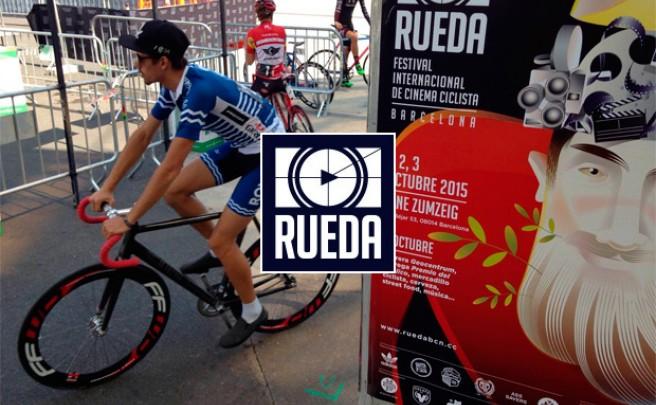 Rueda, un nuevo Festival Internacional de Cine Ciclista en Barcelona con carrera incluida