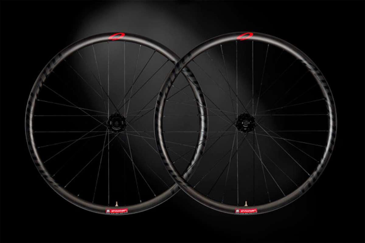 XC Carbon y TR Carbon, las nuevas ruedas de perfil ancho de Niner