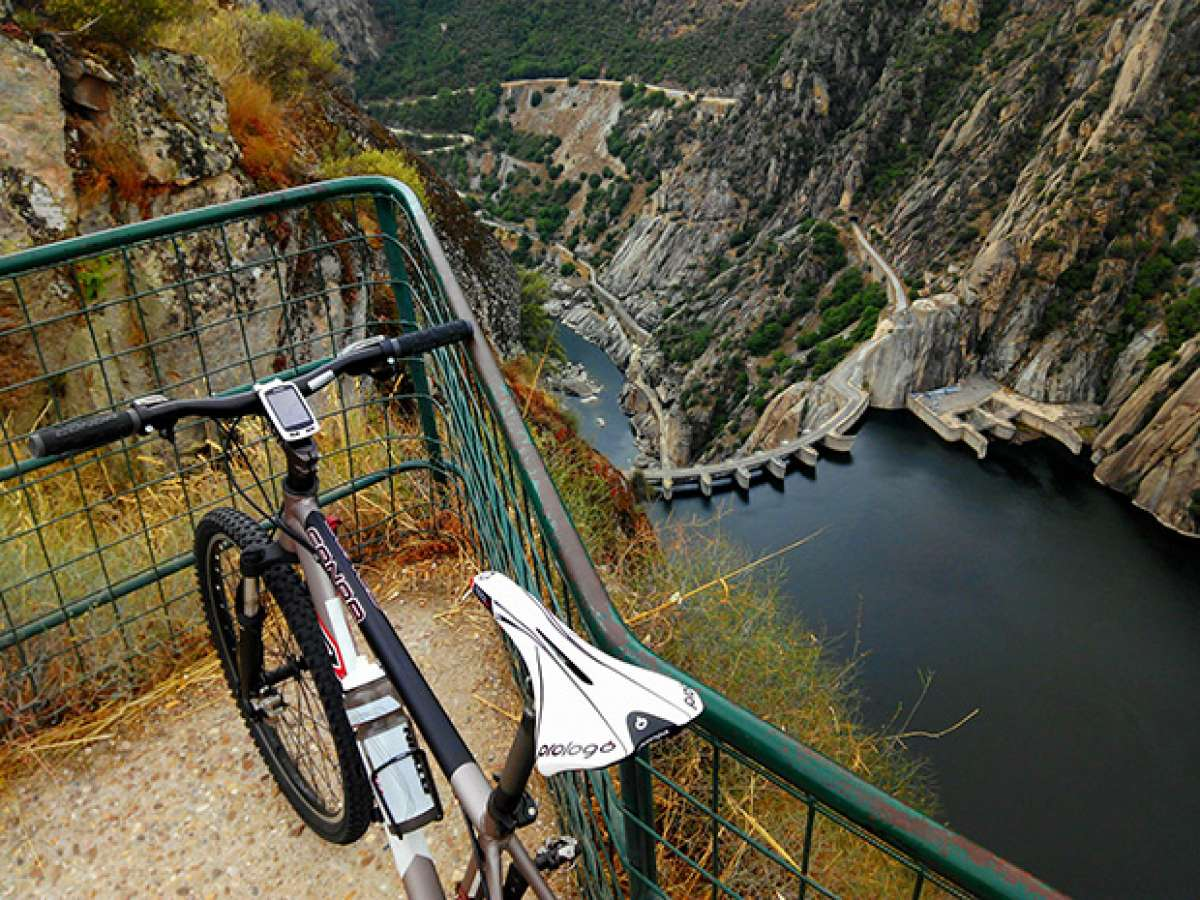 """La foto del día en TodoMountainBike: """"Ruta por Los Arribes del Duero"""""""