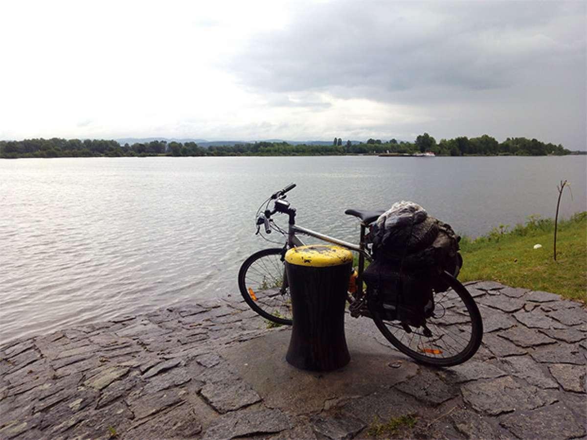 La foto del día en TodoMountainBike: 'Ruta del Danubio'