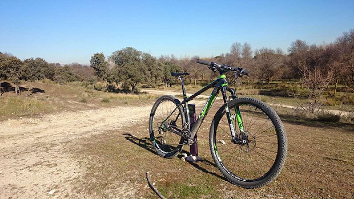 La foto del día en TodoMountainBike: 'Ruta por el Parque Guadarrama'