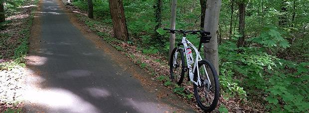 La foto del día en TodoMountainBike: 'Ruta por Potsdam (Alemania)'