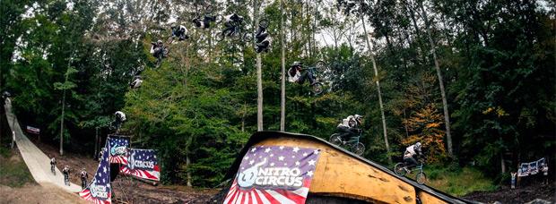 Así se hace el primer triple 'Front Flip' de la historia sobre una BMX