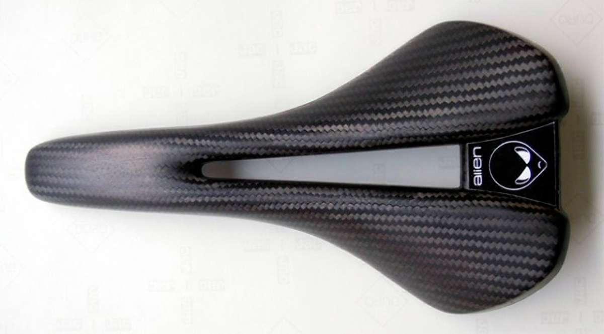 Saévid, sillines de carbono ultraligeros de fabricación nacional