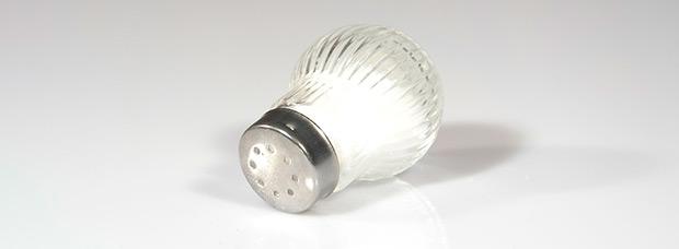 Cápsulas de sal para aumentar el rendimiento deportivo en la competición