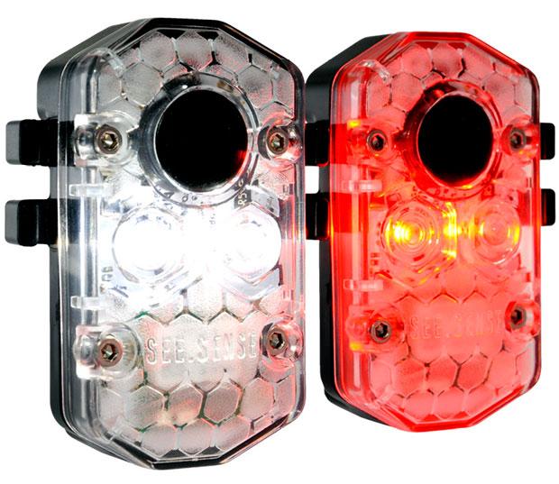 See.Sense ICON, la luz para bicicletas más avanzada de la actualidad
