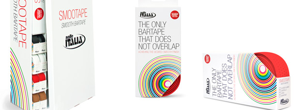 Smootape, las nuevas cintas para manillar de Selle Italia