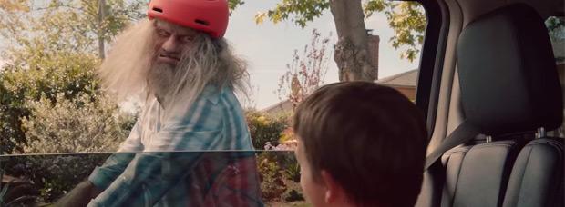 'Shed The Monster', una genial campaña de PeopleForBikes para incentivar el uso de la bicicleta