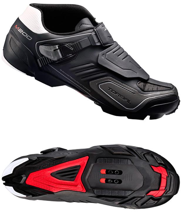 Shimano M200, las nuevas zapatillas para Enduro del gigante nipón