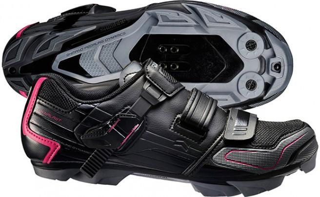 Shimano WM83, nuevas zapatillas XC de altas prestaciones para mujeres ciclistas