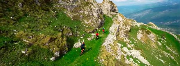 'Components of Adventure', la serie promocional del nuevo Shimano XT M8000 - Episodio 2 (Italia)