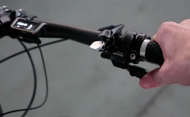 Los cambios electrónicos Shimano XTR Di2, protagonistas de la Andalucía Bike Race 2015