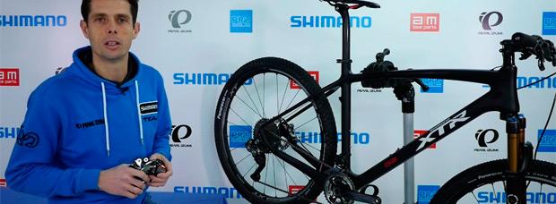 Así funciona la tecnología 'Synchro Shift' del nuevo cambio electrónico Shimano XTR Di2