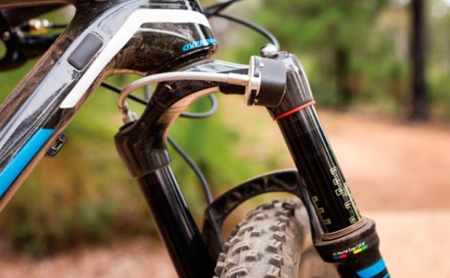 ShockWiz, un sensor 'inteligente' para ajustar las suspensiones de forma precisa