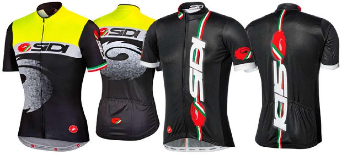 Nueva colección de ropa técnica de la firma italiana SIDI
