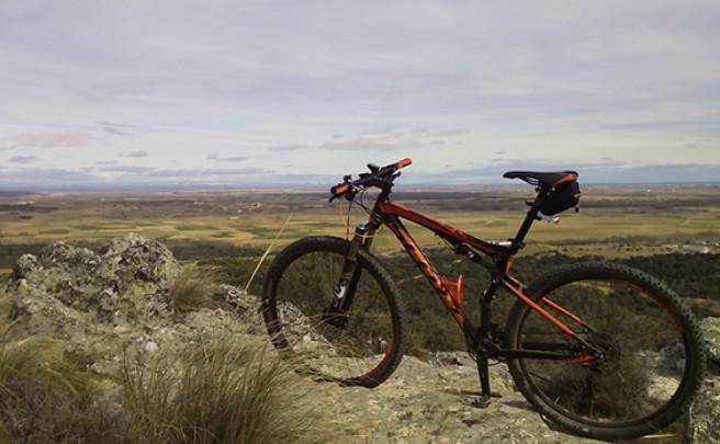 La foto del día en TodoMountainBike: 'Sierra de Carpurias'
