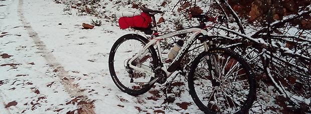 La foto del día en TodoMountainBike: 'Sierra de las Nieves (Ronda)'