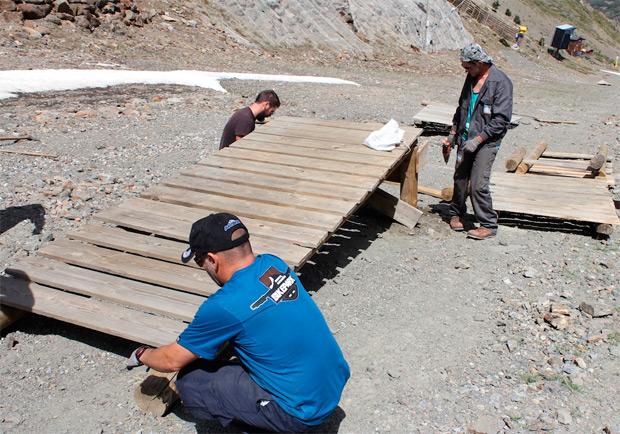 30 kilómetros en 8 circuitos y un desnivel de 1.000 metros para la próxima apertura del Sierra Nevada Bike Park